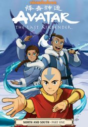 Avatar: The Last Airbender: North and South, Part 1 (North and South, #1) Pdf Book