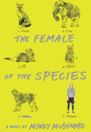 #Printcess review of The Female of the Species by Mindy McGinnis