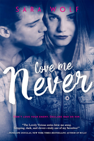 Image result for love me never trilogy sara wolf