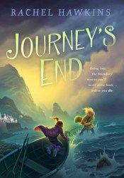 Journey's End Book by Rachel Hawkins