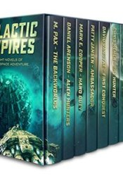 Galactic Empires: Eight Novels of Deep Space Adventure Book by Patty Jansen