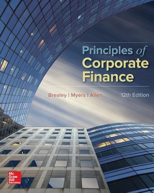 eBook Online Access for Principles of Corporate Finance (Mcgraw-hill/Irwin Series in Finance, Insurance, and Real Estate)