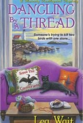 Dangling by a Thread (Mainely Needlepoint, #4) Book Pdf
