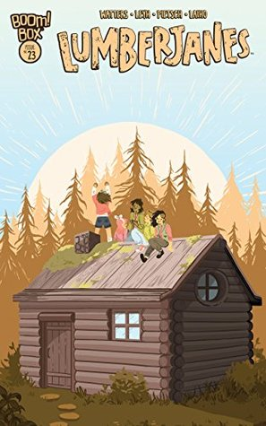 Lumberjanes: For The Halibut (Lumberjanes, #23)