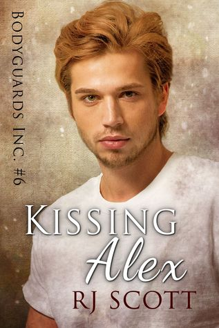 Kissing Alex (Bodyguards Inc. #6)