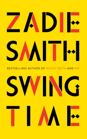 Image result for swing time zadie smith