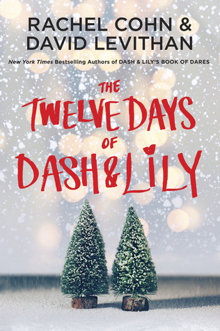Image result for the twelve days of lily and dash