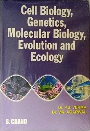 Cell Biology,Genetics, Molecular Biology: Evolution And Ecology