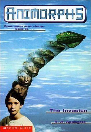 The Invasion (Animorphs, #1)