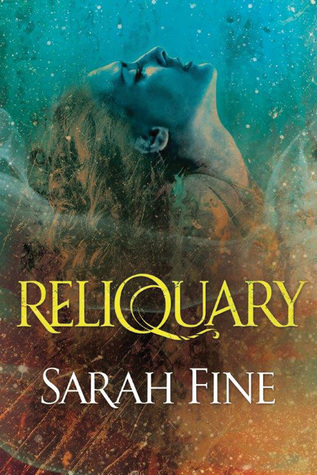 Reliquary Book Cover
