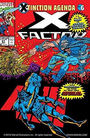 X-Factor (1986-1998) #61