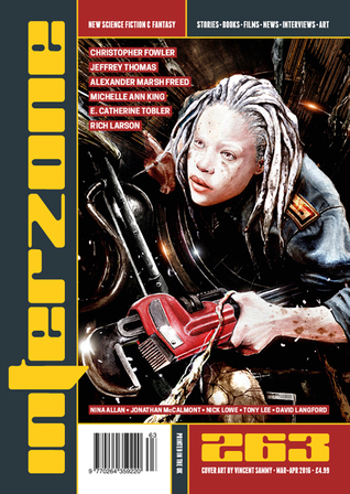 Interzone 263, March-April 2016 (Interzone, #263)