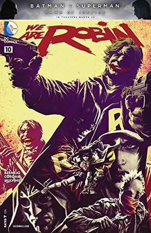 We Are Robin (2015-) #10