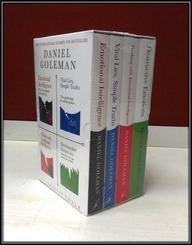 Daniel Goleman Box Set