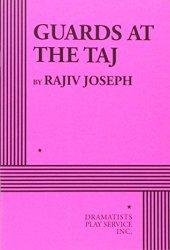 Guards at the Taj Book