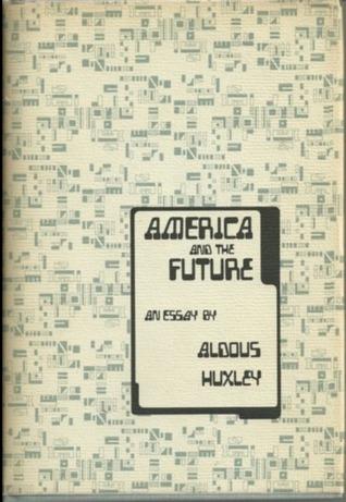 America and the Future