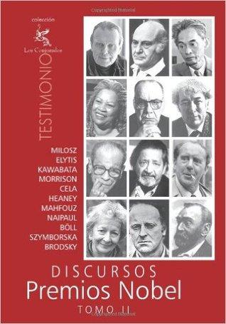 Discursos Premios Nobel: Tomo II