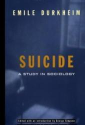 Suicide: A Study in Sociology Pdf Book