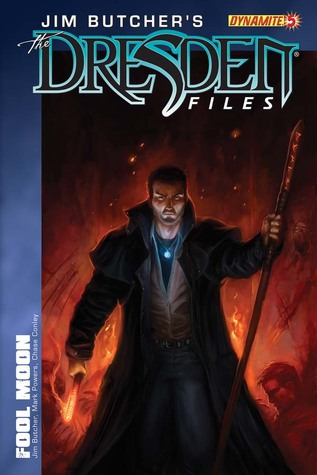 Jim Butcher's Dresden Files: Fool Moon #5