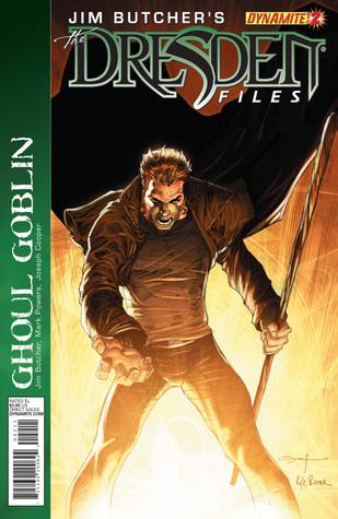 Jim Butcher's Dresden Files: Ghoul Goblin #2