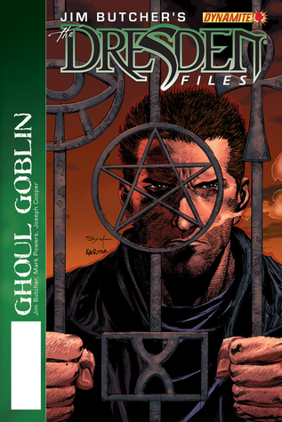 Jim Butcher's Dresden Files: Ghoul Goblin #4