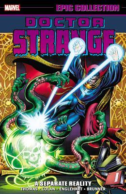 Doctor Strange Epic Collection Vol. 3: A Separate Reality