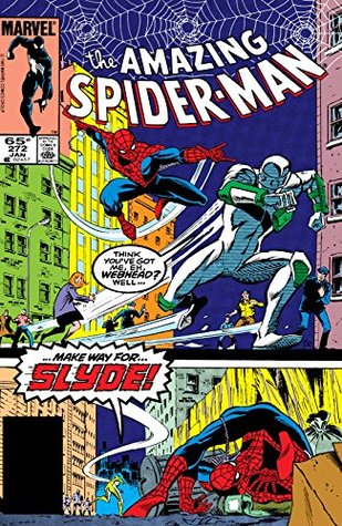 Amazing Spider-Man (1963-1998) #272