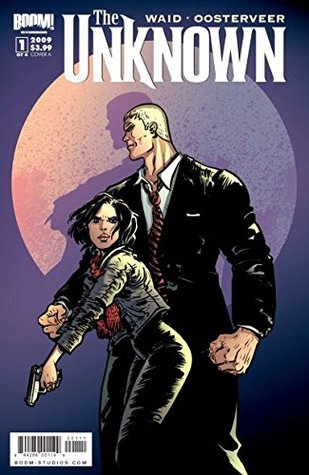 The Unknown #1: Preview
