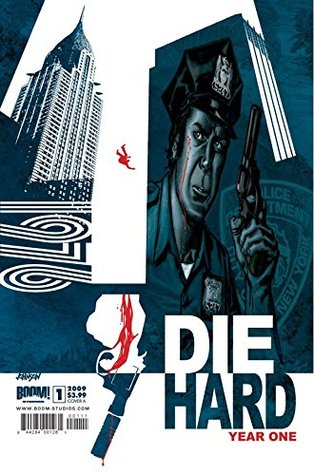 Die Hard: Year One #1: Preview