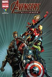 Marvel Avengers Alliance (2016) #1 Book
