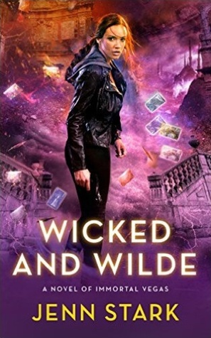 Image result for wicked and wilde by jenn stark