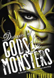 Dreams of Gods & Monsters (Daughter of Smoke & Bone, #3) Pdf Book