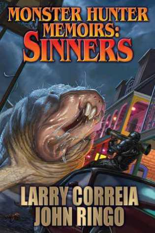 Sinners (Monster Hunter Memoirs, #2) Book Pdf ePub