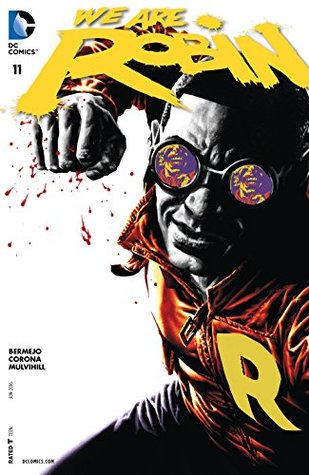 We Are Robin (2015-) #11
