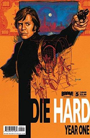 Die Hard: Year One #5 (of 8)