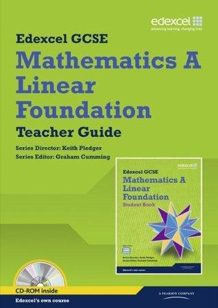 GCSE Mathematics Edexcel 2010: Spec A Foundation Teacher Book (GCSE Maths Edexcel 2010)