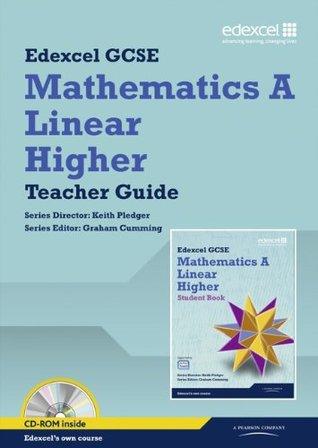 GCSE Mathematics Edexcel 2010: Spec A Higher Teacher Book (GCSE Maths Edexcel 2010)