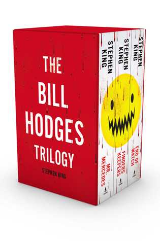 The Bill Hodges Trilogy Boxed Set: Mr. Mercedes, Finders Keepers, and End of Watch