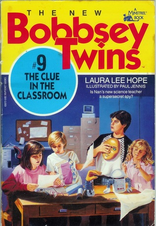 Clue In The Classroom (New Bobbsey Twins, # 9)