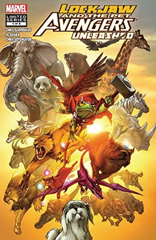 Lockjaw and the Pet Avengers Unleashed #1
