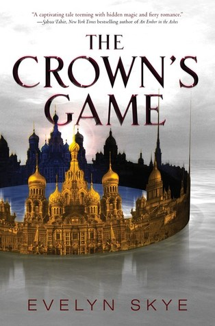 Image result for the crown's game by evelyn skye