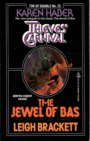 Thieves' Carnival/the Jewel of Bas (Science Fiction Double, #22)