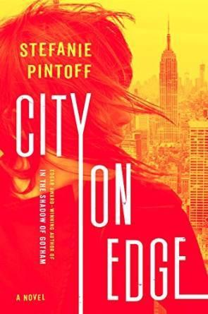 City on Edge (Eve Rossi, #2)