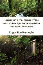 Tarzan and the Tarzan Twins/Jad Bal Ja the Golden Lion
