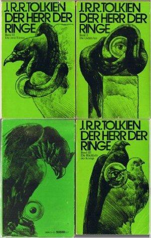Der Herr der Ringe - 3 Bände im Schuber. Die Gefährten - Die zwei Türme - Die Rückkehr des Königs