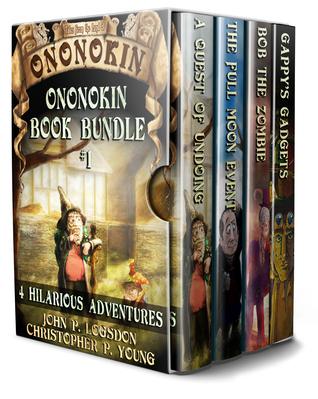 Ononokin Book Bundle #1 (Tales from the land of Ononokin)