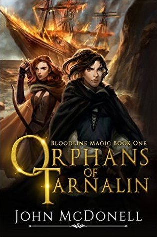 Orphans of Tarnalin (Bloodline Magic, #1) Book Pdf ePub
