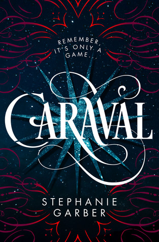 Image result for caraval book cover