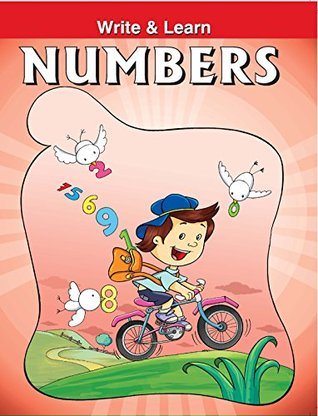 Write & Learn Numbers: 1