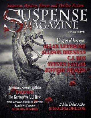Suspense Magazine March 2014